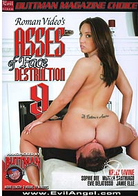 Asses of Face Destruction 09