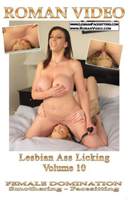 LESBIAN ASS LICKING VOLUME 10 Downloadable version
