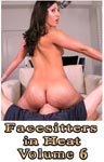 Facesitters in Heat - Volume 6 Downloadable version
